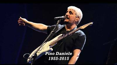 Affiches Pino Daniele Napoli Naples Napule Cd Musique Album Photo Images #1
