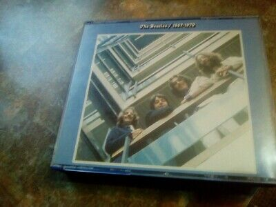 The Beatles - 1967-1970 : The Blue Album - The Beatles CD s