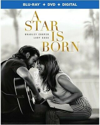 Star Is Born 883929623617 (Blu-ray Used Very Good)
