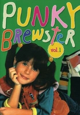 Punky Brewster: Season One, Vol. 1 (DVD Used Very Good)