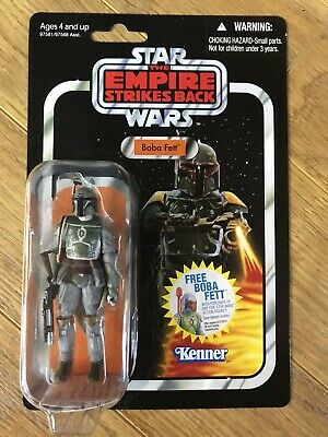 Star Wars The Vintage Collection Boba Fett VC 09 With Star Case