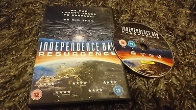 Independence Day Resurgence (DVD 2016)