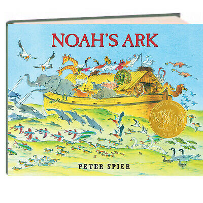 Noah's Ark by Peter Spier (Hardcover, Library Bound)