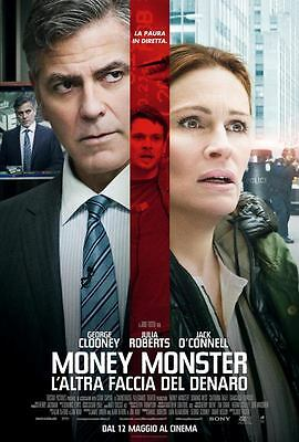Affiches Money Monster George Clooney Julia Roberts Jodie Foster Affiche Photo 2