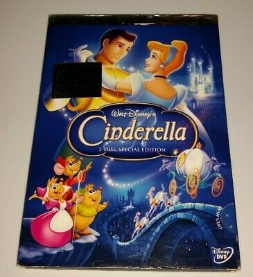 Cinderella (DVD, 2005, 2-Disc Set, Special Edition - DVD Platinum Edition)