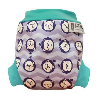 New Close Pop-In Swim Nappy Lion Free Express Shipping