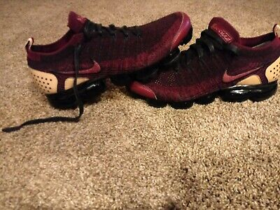 Nike Air Vapormax FK 2 NRG Flyknit II Jacket Pack Red Black Men (Size 11)