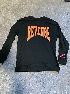 64509eb30cc3 DRAKE 2016 SUMMER Sixteen Tour Revenge Long Sleeve Large -  80.00 ...