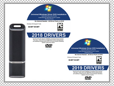 DRIVER PACK - Win 10, 8.1, 8, 7, Vista, XP - Automatically Install
