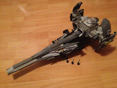 Lego Star Wars Sith Infiltrator MOC Version aus Episode I