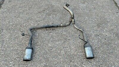 Ssangyong Kyron 2.0 Xdi Exhaust Tail Pipe