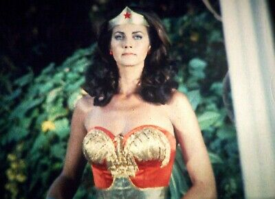 WONDER WOMAN  16mm TV SPECIAL 2 Hour  LYNDA CARTER    LPP