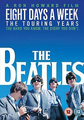 The Beatles: Eight Days a Week - The Touring Years [2016]  (DVD) New
