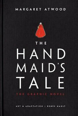NEW >>  The Handmaid's Tale (Graphic Novel)  HARDCOVER Margaret Atwood