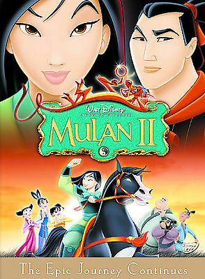 Mulan II (DVD, 2005)  BRAND NEW Factory Sealed