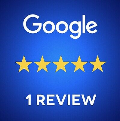 1 single ⭐⭐⭐⭐⭐ Google Review For Business Real 5 STAR Google Review ⭐⭐⭐⭐⭐