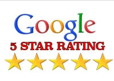 2 GOOGLE Reviews FOR SALE BUY Maps Review Business Real 5 STAR Positive REMOVE