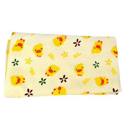 Waterproof Baby Infant Hot Burp Home Travel Cover Changing Pad Cotton Urine Mat