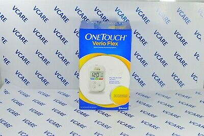 OneTouch Verio Flex Blood Glucose Monitoring System With Pack Of 10 Strips