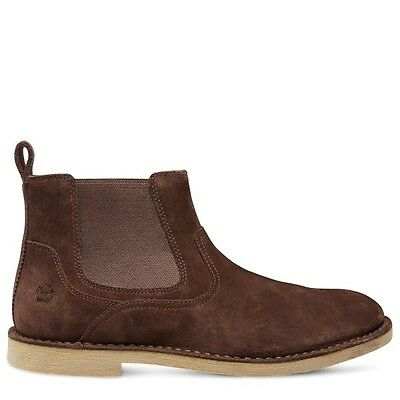 Details about Timberland Earth Keeper Stormbuck Mens Waterproof Chelsea Ankle Boots 5552R