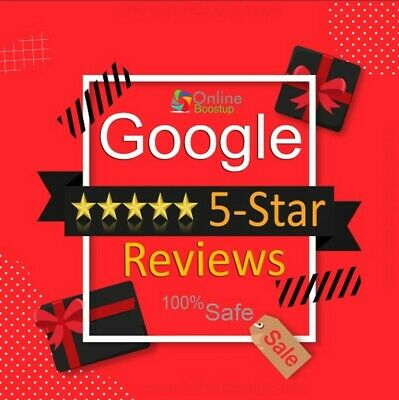 20 for $25 Google Reviews Business Authentic 5 STAR Google Review For SEO USA