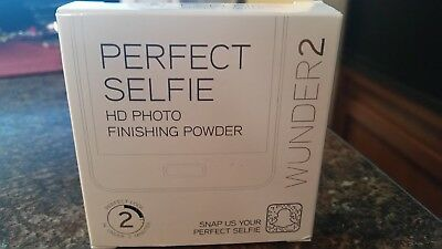 Wunder2 perfect selfie HD photo finishing makeup for Perfect Skin (FREE GIFT)