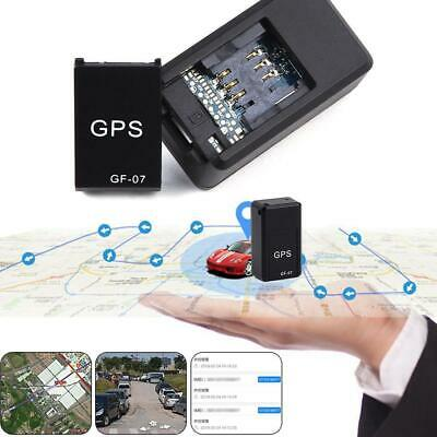 Gf07 Mini Gps Real Time Car Locator Tracker Magnetic Gsm/gprs Tracking Device Bl
