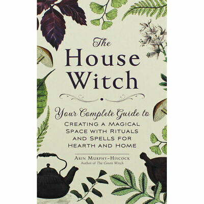 The House Witch by Arin Murphy-Hiscock (Paperback), New Arrivals, Brand New