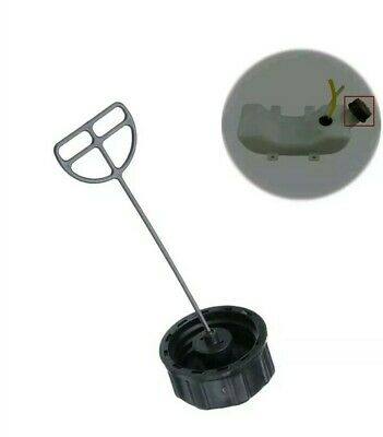 Plastic Fuel Tank Cap to Fit Various Strimmers Hedge Trimmer Brush Cutters