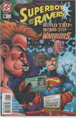 Superboy and the Ravers #8 / 1997