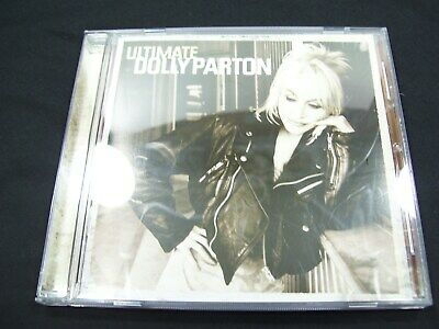 Ultimate Dolly Parton Music Cd New