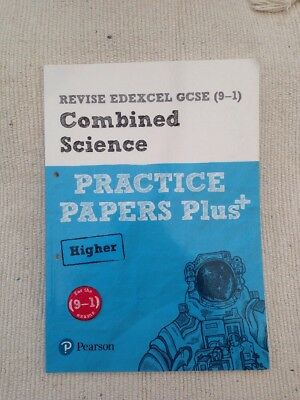 REVISE Edexcel GCSE (9-1) Combined Science Higher Practice Papers Plus: for the