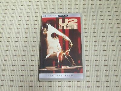 U2 Rattle and Hum Film UMD für Sony PSP *OVP*