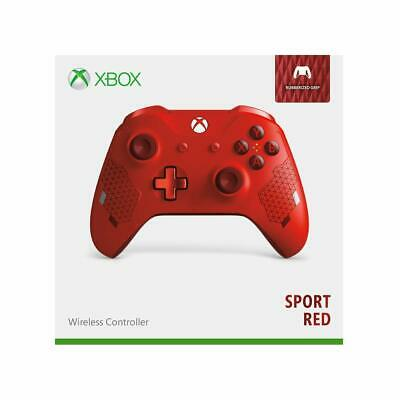 Xbox One Wireless Controller - Special Edition Sport Red