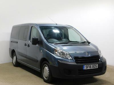 Peugeot Expert 2.0 automatic wav wheelchair accessible vehicle disabled access