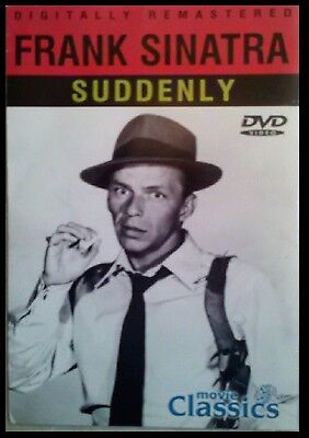 Suddenly DVD 2006 Frank Sinatra Sterling Hayden Nancy Gates Lewis Allen NEW
