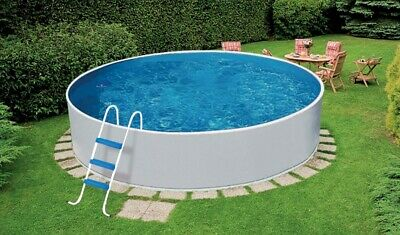 Long Life Steel Framed Above Ground Swimming Pool