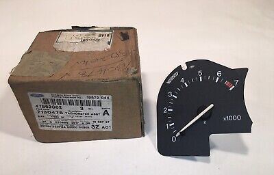 Ford Escort Mk5 Rev Counter / Dial - Genuine NOS - Never Fitted