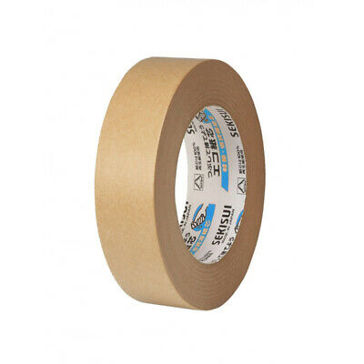 Sekisui Brown Kraft Paper Framing Tape 25mm x 50 meters