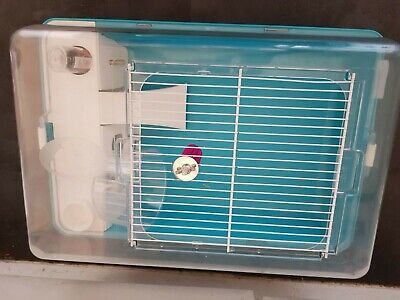 Medium Plastic Hamster cage