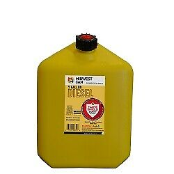 Midwest Can 8610 5 Gallon FMD Diesel Can