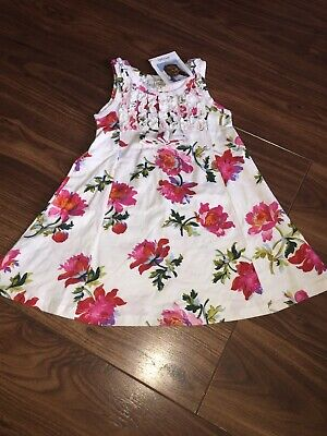 Girls Jottum Dress Age 3 Bnwt Rrp £46