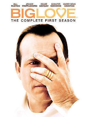 Big Love - The Complete First & Second Season, Bill Paxton, HBO polygamy