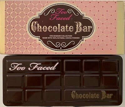 Too Faced Matte Chocolate Chip Eye Shadow Palette Ship US