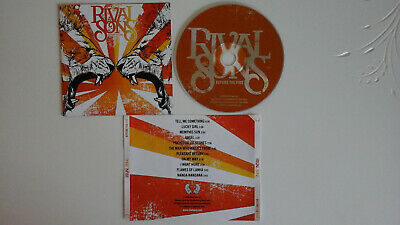 RIVAL SONS - Before The Fire   CD  2009
