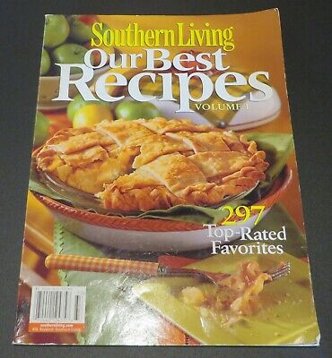 Southern Living Our Best Recipes Vol. 1 Magazine