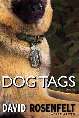 Dog Tags by David Rosenfelt (2010, Hardcover)
