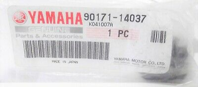 NEW OEM Yamaha 90171-14037-00 CASTLE Nutt Axle Banshee Blaster Warrior Breeze