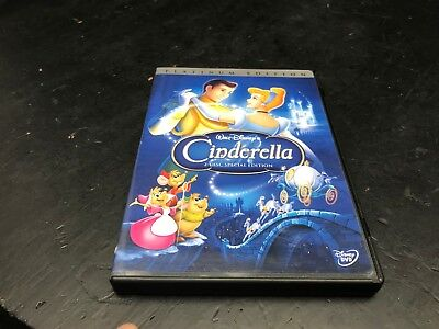 Cinderella (DVD, 2005, 2-Disc Set, Special Edition  DVD Platinum Collection) #70