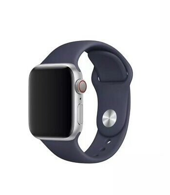 Genuine Apple Watch Sports Strap Midnight Blue 38mm or 40 mm RRP £49